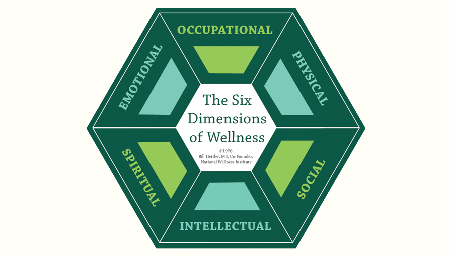 six dimensions wellness