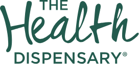 the health dispensary logo