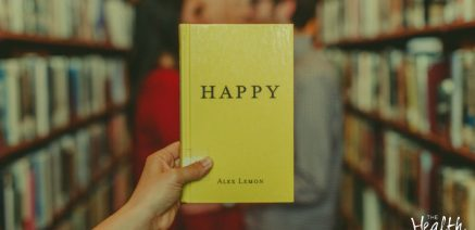 Yellow Book by Alex Lemon called Happy